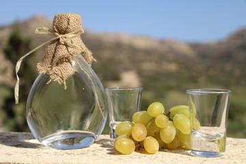 Raki Flasche