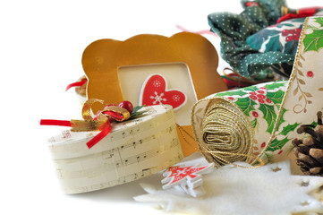 accessoires décoration de Noël