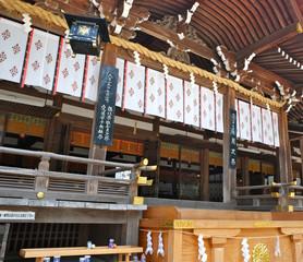 三輪山 大神神社 拝殿