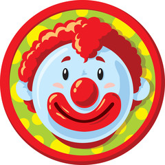 Happy clown Icon