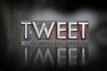 Tweet Letterpress