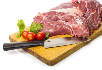 Carne para guisar