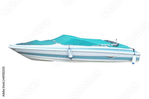 motor boat - 69382325
