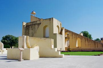 Jantar Mantar astronomical observatory in Japiur, India