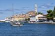 Città di Rovinj Istria Croazia