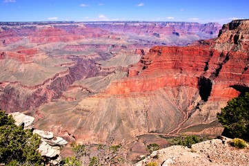 Beautiful Grand Canyon National Park, Arizona, USA