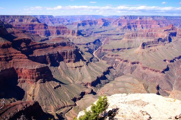Scenic view of the Grand Canyon, Arizona, USA