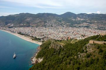 Побережье средиземного моря