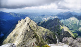 View from the highest peak of Poland - Rysy, Tatra - 69385136