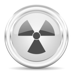 radiation internet icon