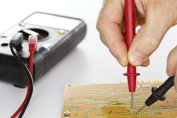 Elektronikmessung