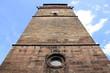 canvas print picture - Kirche in Grebenstein