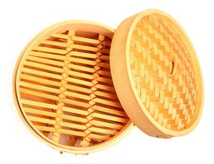 Bamboo Steamer New