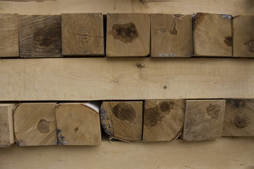 Texture with boards