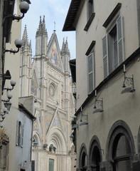 Vista del Domo de Orvieto