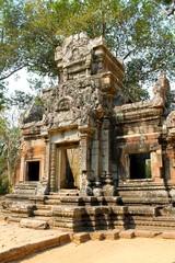 La città di Angkor Wat