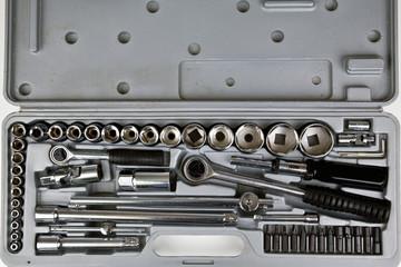 Steckschlüssel-Box