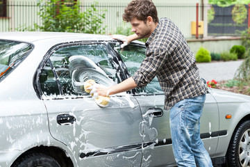 Professional car cleaning