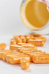 many medicinal pills