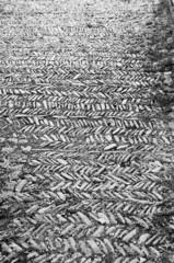 Historic pavement