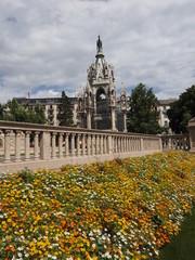 Monumento Brunswick en Ginebra
