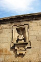 Virxe da Cerca, Santiago de Compostela, España