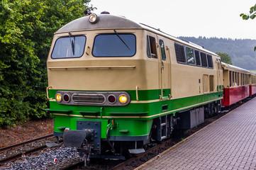 Historischer Zug