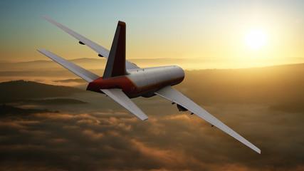 avion de pasajeros