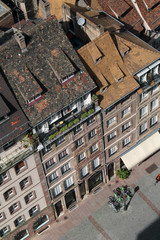 toitures et façades alsaciennes de strasbourg kazy