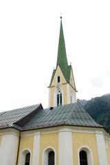 Pfarrkirche zum Hl. St. Nikolaus - Ischgl - Alpen