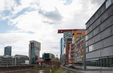 medienhafen in düsseldorf