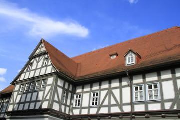 Fachwerkhaus in Grebenstein