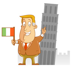 Business travel to Italy