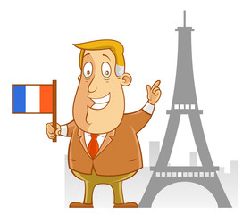 Business travel to France