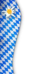 Oktoberfest vorlage edelweiss