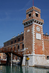 TORRE DELL'ARSENALE DI VENEZIA