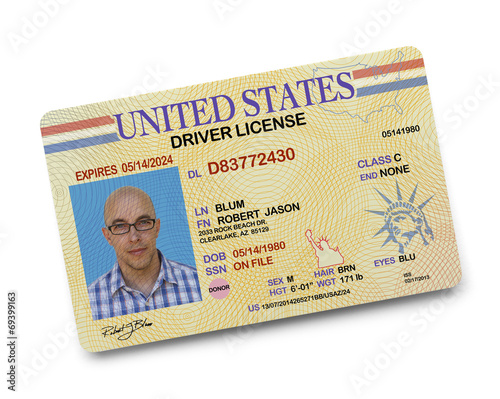 Driver License - 69399163