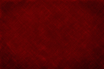 Red Christmas background with abstract texture