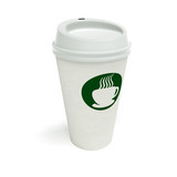 Paper Coffee Cup - 69400763