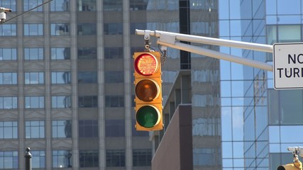 Traffic Signal Light, Semafor, Safety, Red Yellow Green
