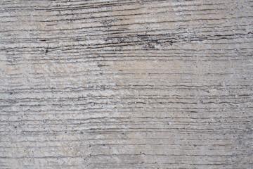 Uneven screed concrete texture
