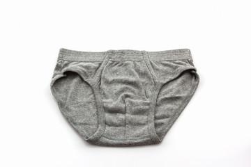 Gray Male underwear.