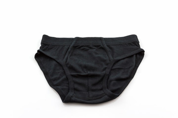 Black Male underwear.