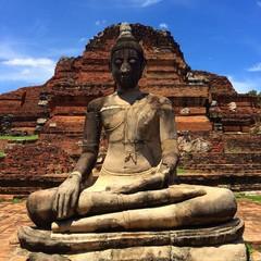 Ruins of Buddha