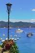canvas print picture - Hafen Portofino