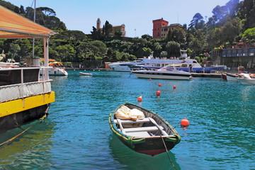 Fischerhafen Portofino