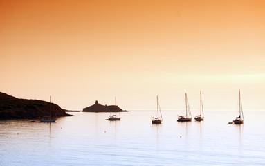 littoral du cap Corse