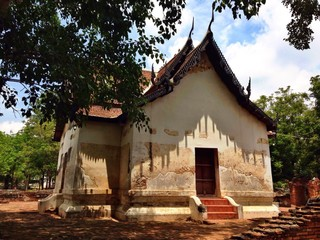 Temple in Thailand.