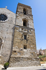 Cathedral of Acerenza. Basilicata. Italy.