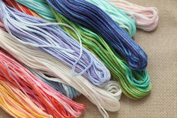 Cross-Stitch Threads